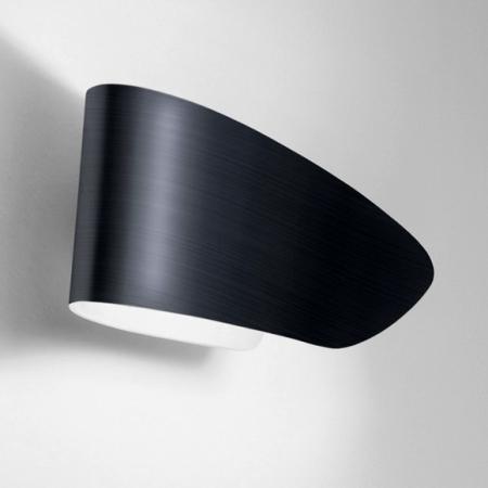 Artemide – nástěnné svítidlo Eurialo - bílá/černá