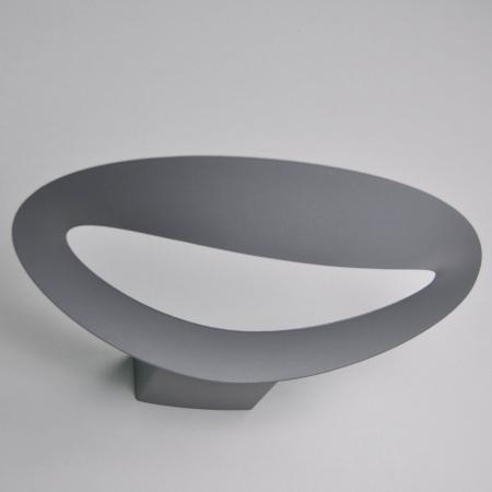 Artemide – nástěnné svítidlo Mesmeri - stříbrná