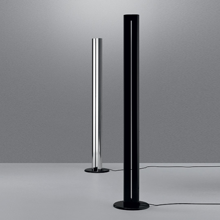Artemide – stojací lampa Megaron - černá