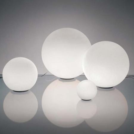 Artemide – stolní svítidla Dioscuri bílá