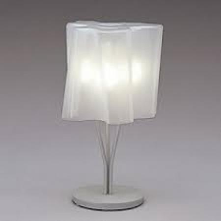 Artemide – stolní svítidla Logico bílá/šedá