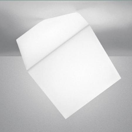 Artemide – stropní/nástěnné svítidlo Edge bílá