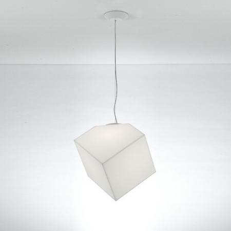 Artemide – závěsné svítidlo Edge 30 bílé