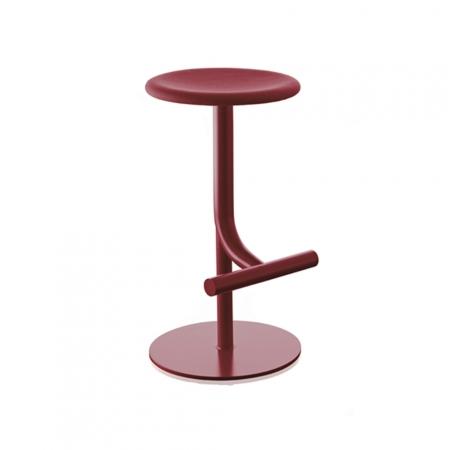 Barová stolička Tibu bordó, Magis