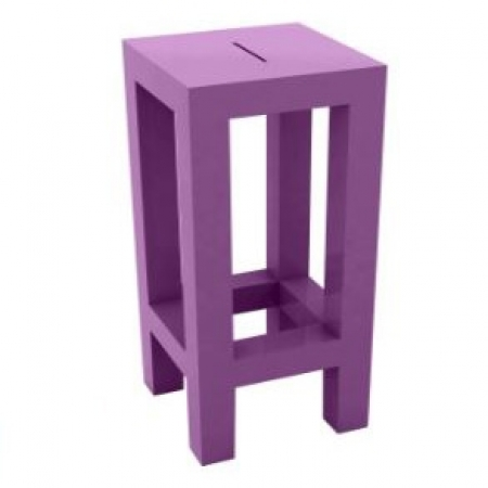 Barová židle Jut Bar fialová, Vondom