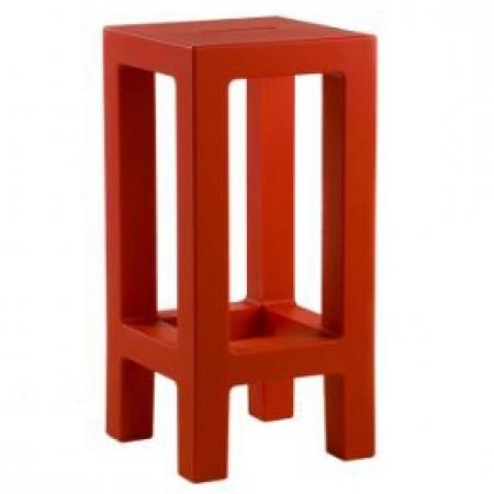 Barová židle Jut Bar červená, Vondom