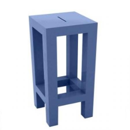 Barová židle Jut Bar modrá, Vondom