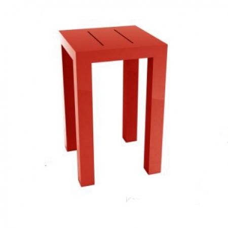 Barový stůl Jut Bar červený, Vondom