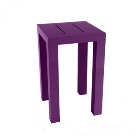 Barový stůl Jut Bar fialový, Vondom