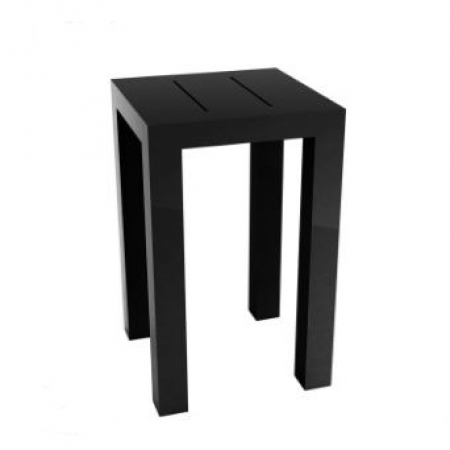 Barový stůl Jut Bar černý, Vondom