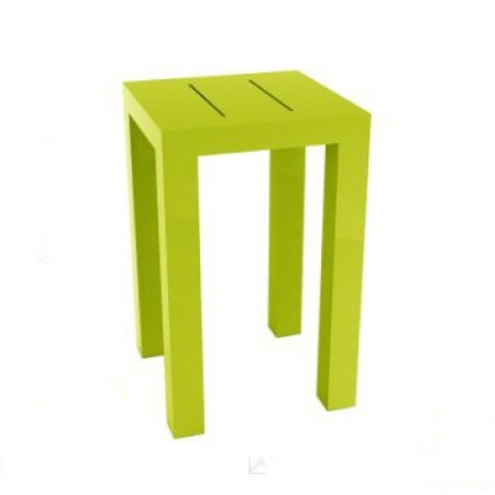 Barový stůl Jut Bar zelená, Vondom