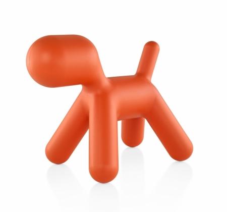 Dětská stolička Puppy oranžová, Magis me too