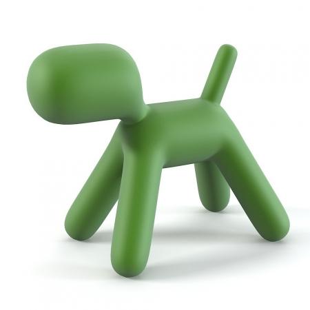 Dětská stolička Puppy zelená, Magis me too