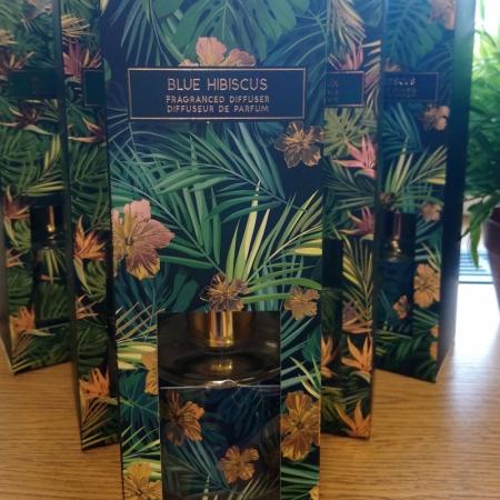 Difuzér Blue Hibiscus, Sil