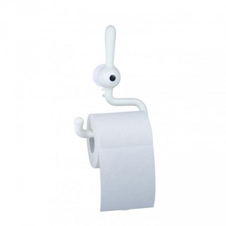 Držák na toaletní papír TOQ bílý, Koziol