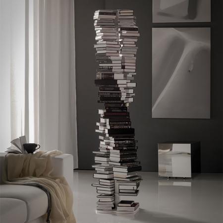 Knihovna DNA černá, Cattelan Italia