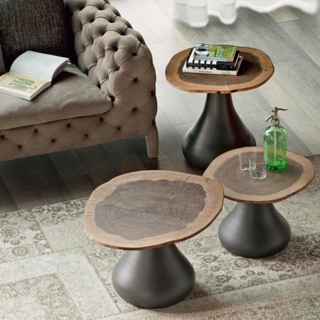 konferenční stolek Rio graphit/ořech, Cattelan Italia
