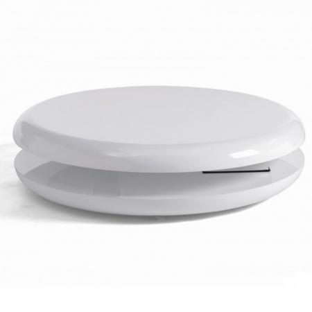 Konferenční stolek Yo-Yo lakovaná bílá, Cattelan Italia