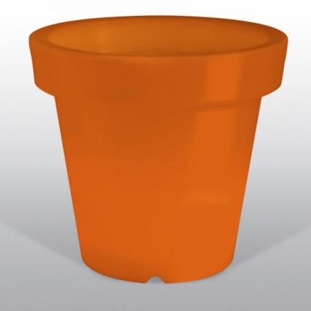 Květináč BLOOM Pot 90, 100 svítící oranžový, Bloom