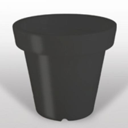 Květináč BLOOM Pot 90, 125 černý, Bloom