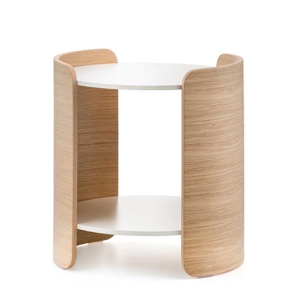 Noční/konferenční stolek Parenthesis v. 45 cm, Pedrali