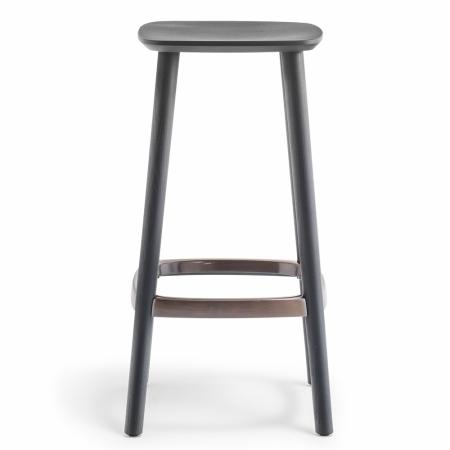 Sada 2 barových židlí Babila 2702 wenge, Pedrali