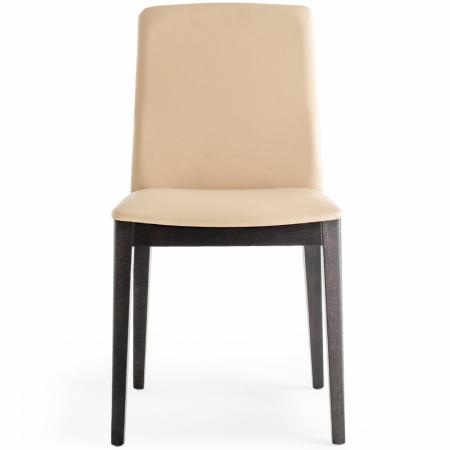 Sada 2 židlí Allure 735 wenge, Pedrali