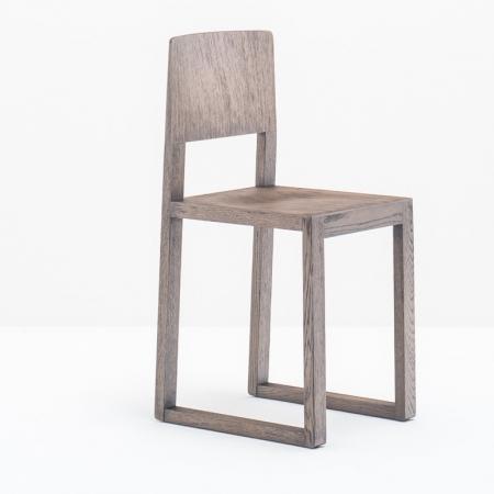 Sada 2 židlí Brera 380 šedá, Pedrali