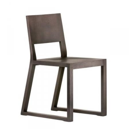 Sada 2 židlí Feel 450 wenge, Pedrali