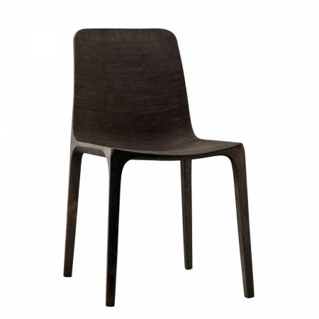 Sada 2 židlí Frida 752 wenge, Pedrali