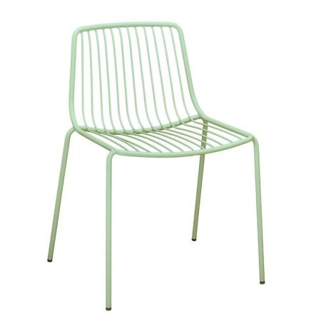Sada 4 židlí Nolita 3650 světle zelená, Pedrali