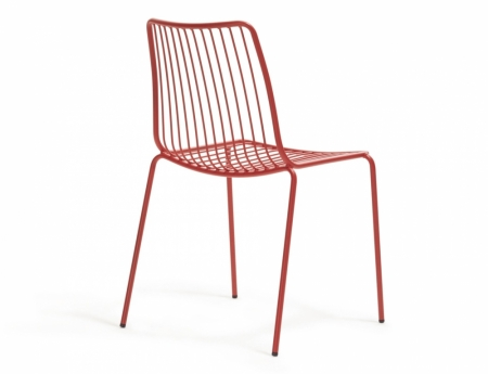 Sada 4 židlí Nolita 3650 červená, Pedrali