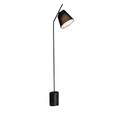 Stojací lampa Karibu černá, Cattelan Italia