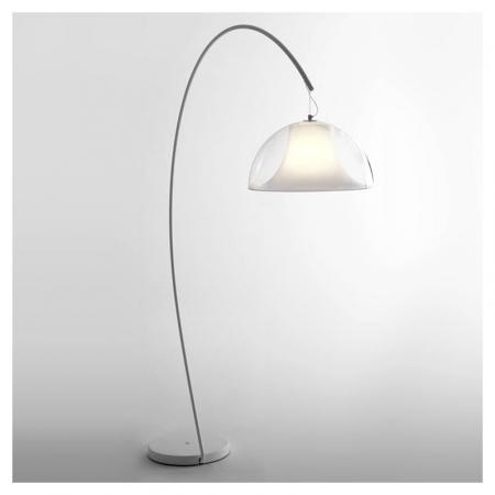 Stojací lampa L002T čirá, Pedrali