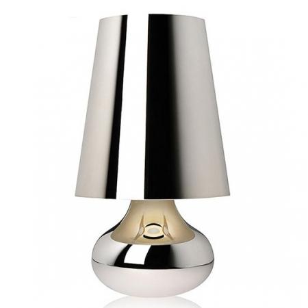 Stolní lampa Cindy platinová, Kartell