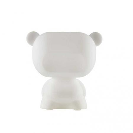 Svítící panáček Pure bílý, SLIDE Design