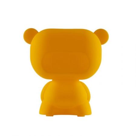 Svítící panáček Pure oranžový, SLIDE Design