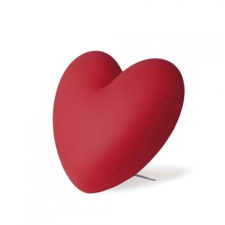 Svíticí srdce Love červené, SLIDE Design
