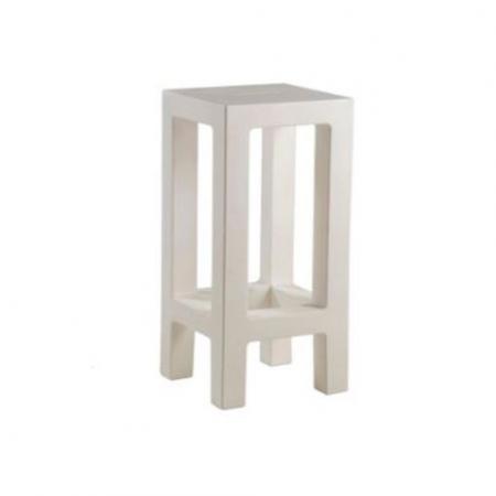 Barová židle Jut Bar bílá, Vondom
